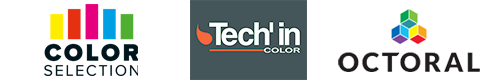 Tech In Color Color Selction et Octoral